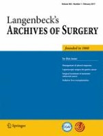 Langenbeck's Archives of Surgery 1/2017