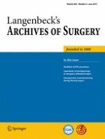 Langenbeck's Archives of Surgery 4/2017