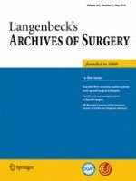Langenbeck's Archives of Surgery 3/2018