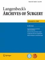 Langenbeck's Archives of Surgery 4/2018