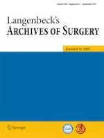 Langenbeck's Archives of Surgery 1/2019