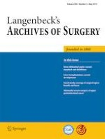 Langenbeck's Archives of Surgery 3/2019