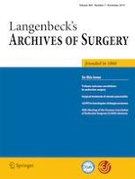 Langenbeck's Archives of Surgery 7/2019
