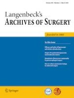 Langenbeck's Archives of Surgery 2/2020