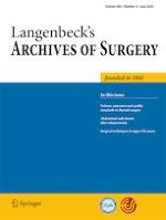 Langenbeck's Archives of Surgery 4/2020