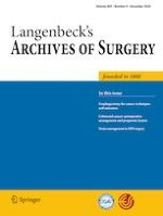 Langenbeck's Archives of Surgery 8/2020