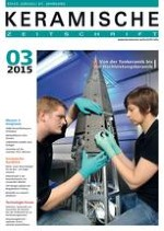 Keramische Zeitschrift 3/2015