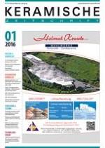 Keramische Zeitschrift 1/2016