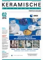 Keramische Zeitschrift 2/2016
