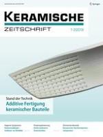 Keramische Zeitschrift 1-2/2018