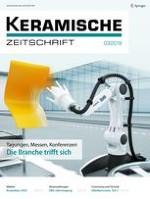 Keramische Zeitschrift 3/2018