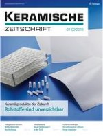 Keramische Zeitschrift 1-2/2019