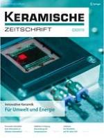 Keramische Zeitschrift 3/2019
