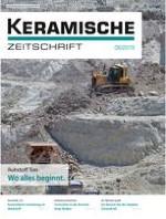 Keramische Zeitschrift 6/2019