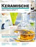 Keramische Zeitschrift 2/2021