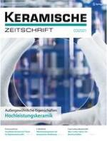 Keramische Zeitschrift 3/2021