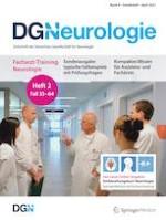 DGNeurologie 1/2021