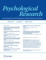 Psychological Research 2/2010