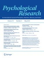 Psychological Research 3/2010