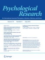 Psychological Research 4/2010