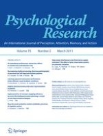 Psychological Research 2/2011