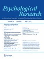 Psychological Research 2/2012