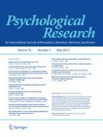 Psychological Research 3/2012