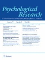 Psychological Research 3/2013