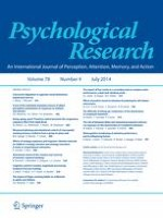 Psychological Research 4/2014