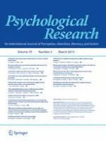 Psychological Research 2/2015