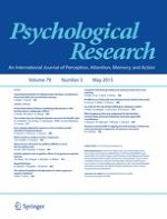 Psychological Research 3/2015