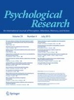 Psychological Research 4/2015
