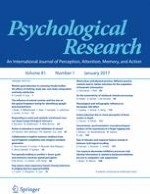 Psychological Research 1/2017