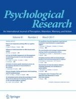 Psychological Research 2/2017