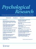 Psychological Research 3/2017