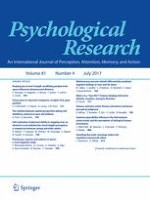 Psychological Research 4/2017