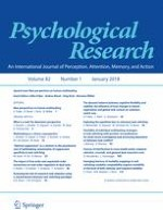 Psychological Research 1/2018