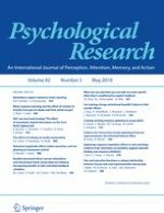 Psychological Research 3/2018