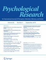 Psychological Research 5/2018
