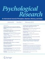 Psychological Research 1/2019