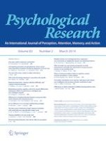Psychological Research 2/2019