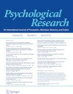 Psychological Research 3/2019