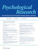Psychological Research 4/2019