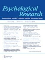 Psychological Research 6/2019