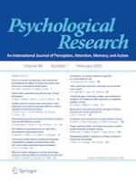 Psychological Research 1/2020