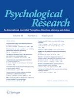 Psychological Research 2/2020