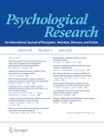 Psychological Research 3/2020