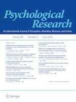 Psychological Research 4/2020