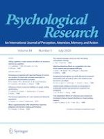 Psychological Research 5/2020