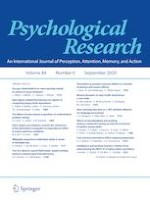 Psychological Research 6/2020